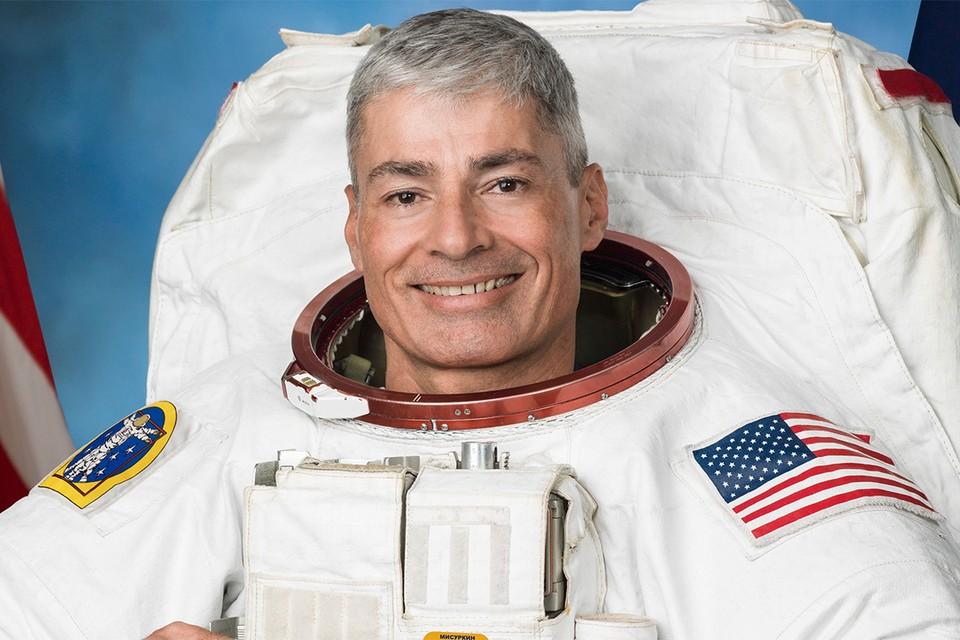 Астронавт NASA Марк Ванде Хай отправится на МКС 9 апреля.