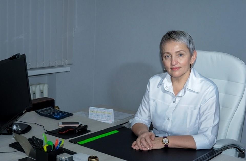 Министр здравоохранения Анастасия Крутень опубликовала пост, посвященный году борьбы с коронавирусом. Фото: минздрав.