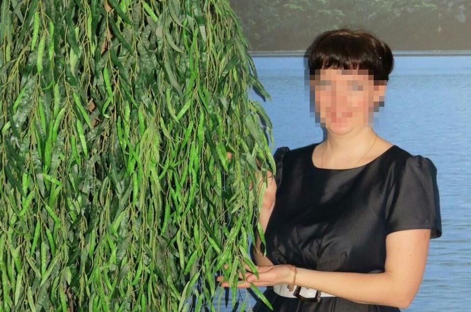 Учительница после скандала уехала в другой регион. Фото: соцсети.