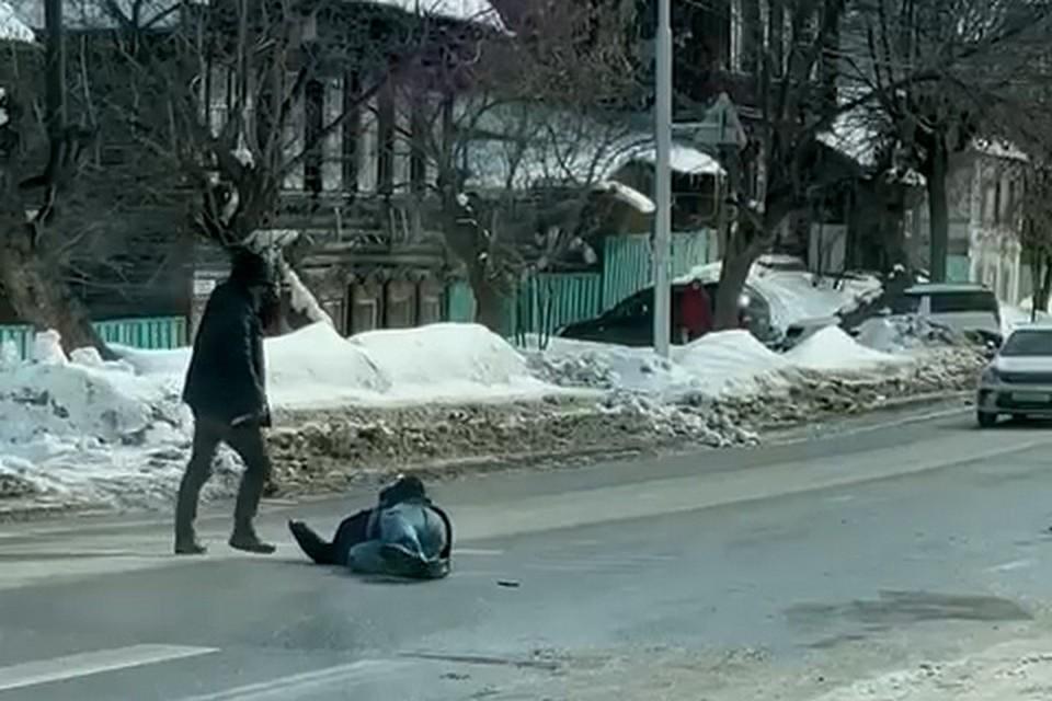 В Уфе убили юриста Александра Елисеева