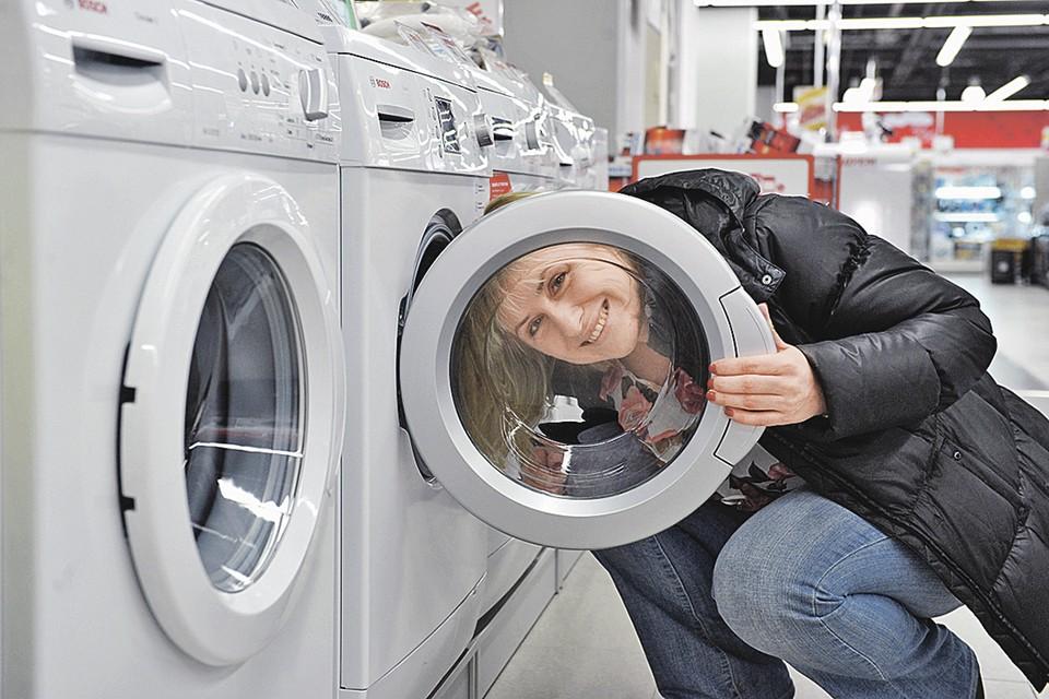 Если судить по документам, то с бытовой техникой отечественного производства у нас все прекрасно. Только на поверку оказывается, что те же стиральные машинки лишь собирают в России, а все технологии импортные.