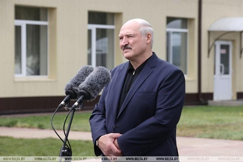 Лукашенко поехал в рабочую командировку на Гродненщину. Фото: БелТА.