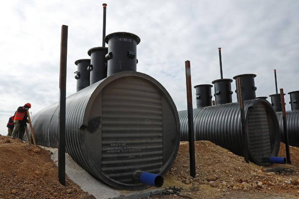 Бештерек-Зуйский водовод стал последним большим шагом в обеспечении Симферополя водой
