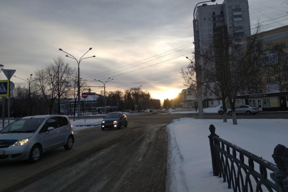 Погода в Кузбассе 25 марта: синоптики дали прогноз
