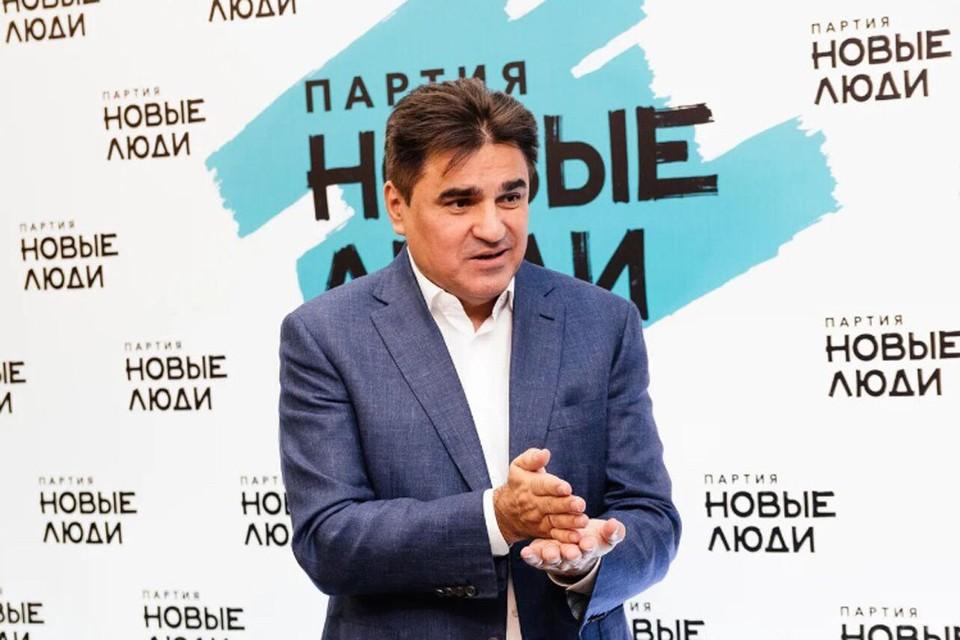 Алексей Нечаев. Фото: Партия «Новые люди».