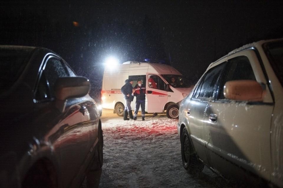 Она совершила преступление в новогоднюю ночь, но тело нашли 5 января