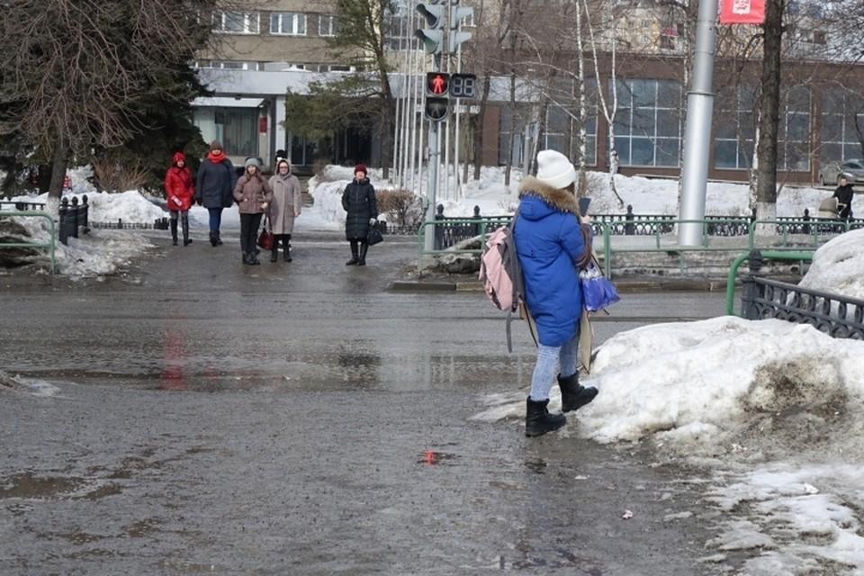 От -16 до +10 градусов ожидается в Кузбассе в ближайшие сутки