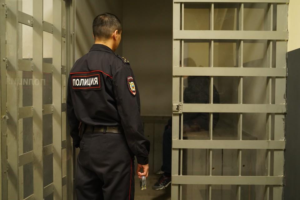Мужчин задержали в Сосновском районе.