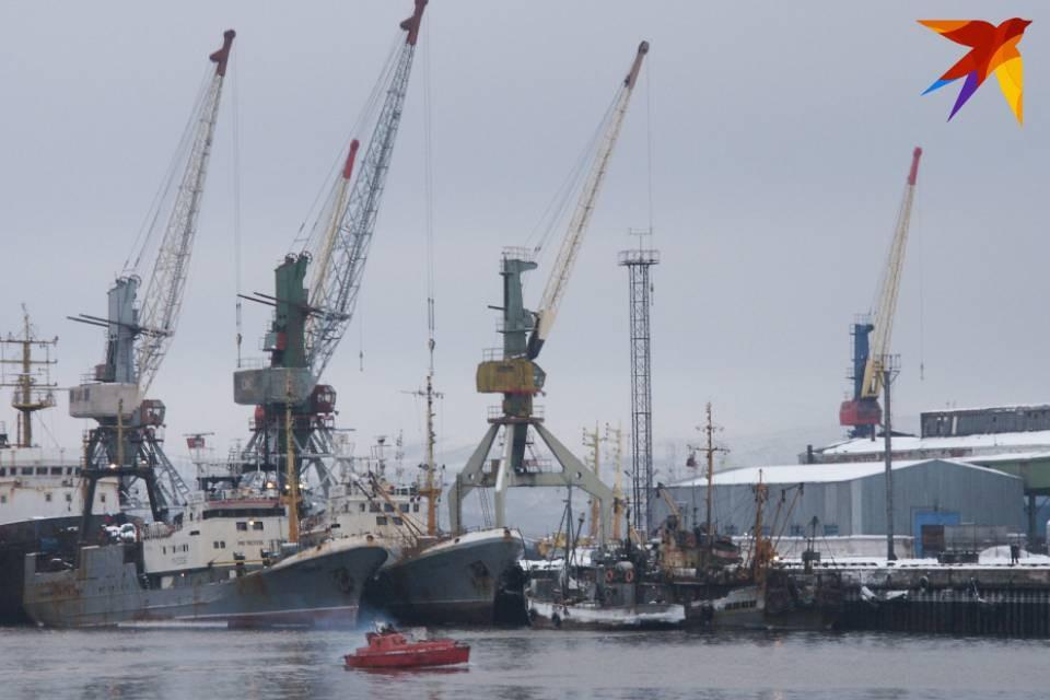 Общая стоимость модернизации рыбного порта оценивается в 14 миллиардов рублей.
