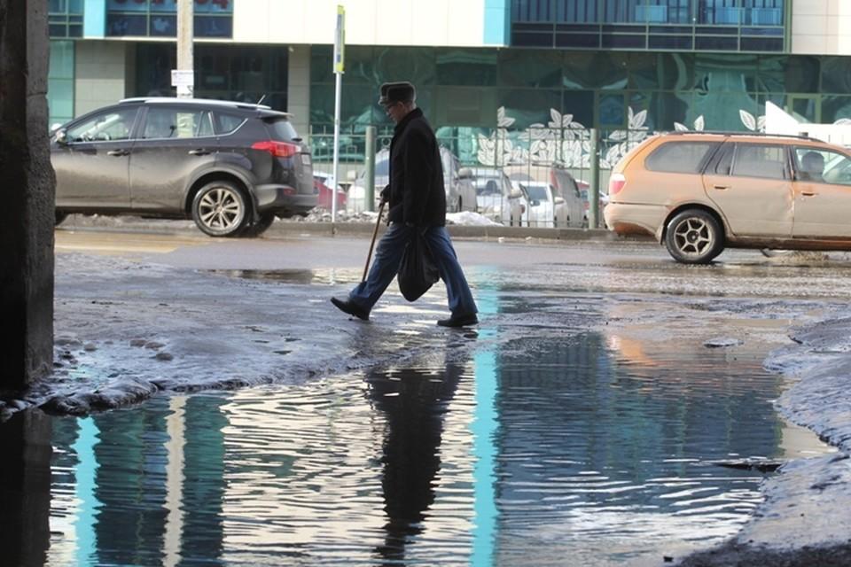 Погода в Иркутске: 29 марта в городе переменная облачность