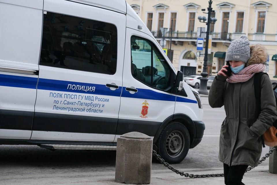 Двух бизнесменов задержали за стрельбу в Петербурге