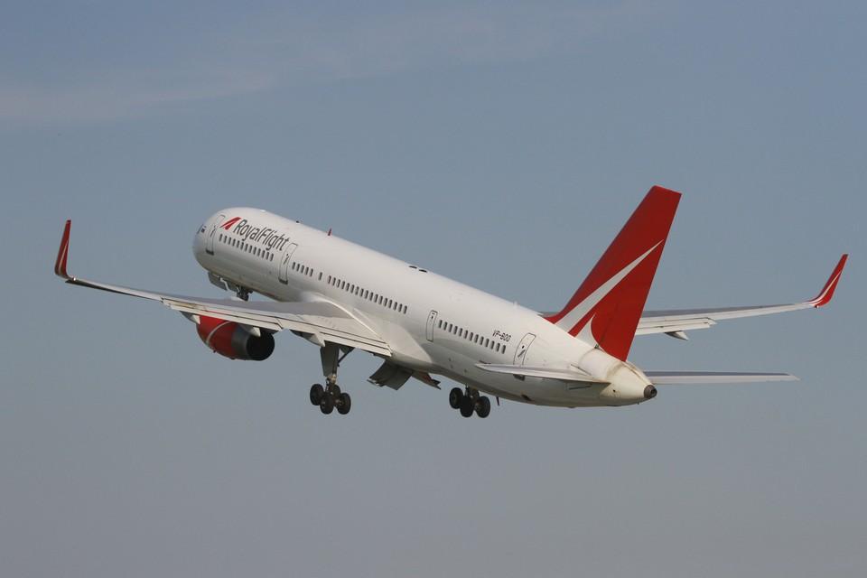 С 1 апреля из краевой столицы отправится первый международный чартерный рейс в курортный город Турции – Анталию.