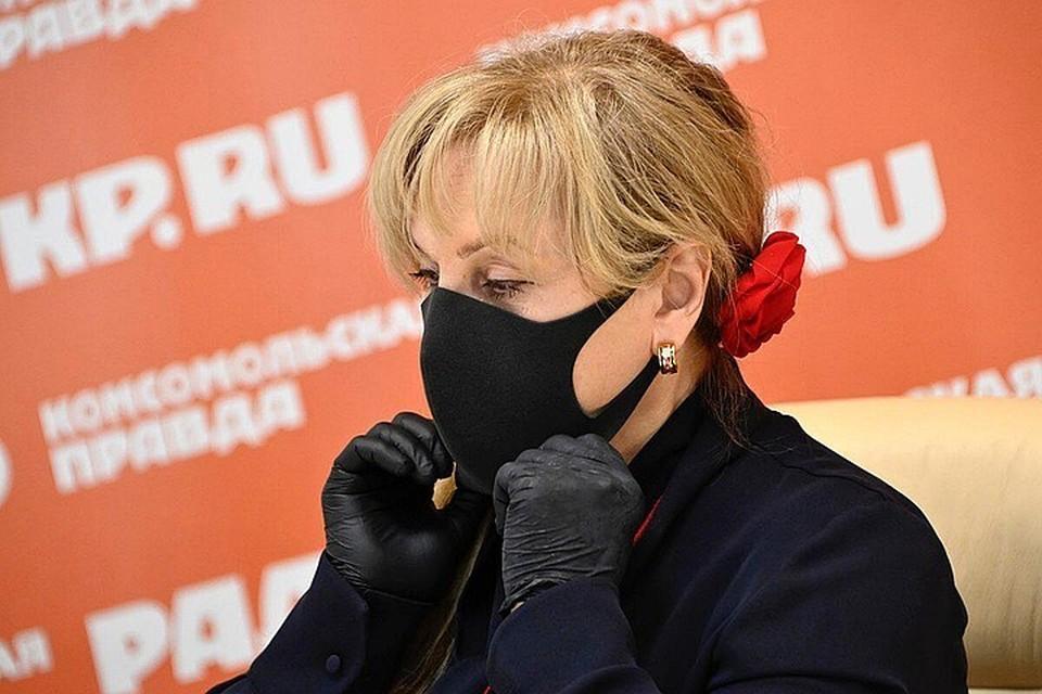 Элла Памфилова возглавляет ЦИК с 28 марта 2016 года