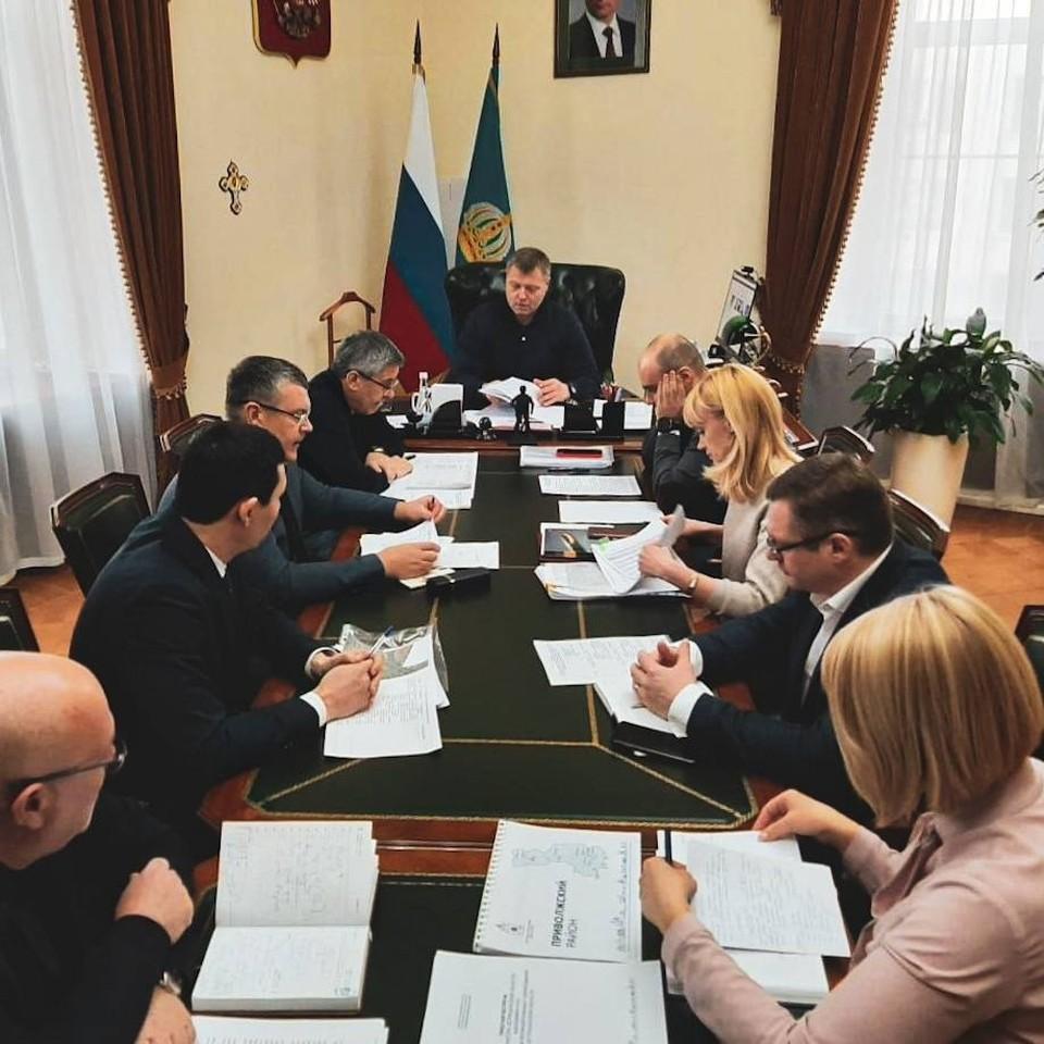 Фото: Социальные сети Губернатора Астраханской области