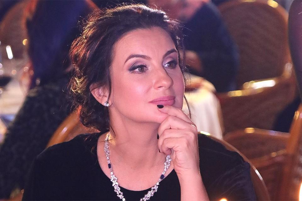 Екатерина Стриженова.