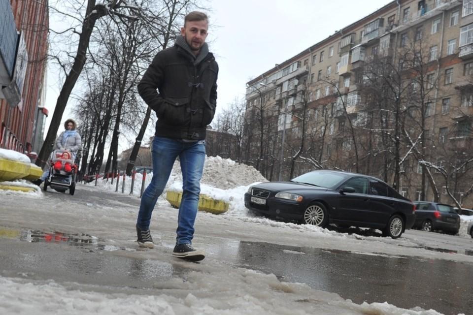 Погода в Кузбассе 30 марта: ветрено и скользко