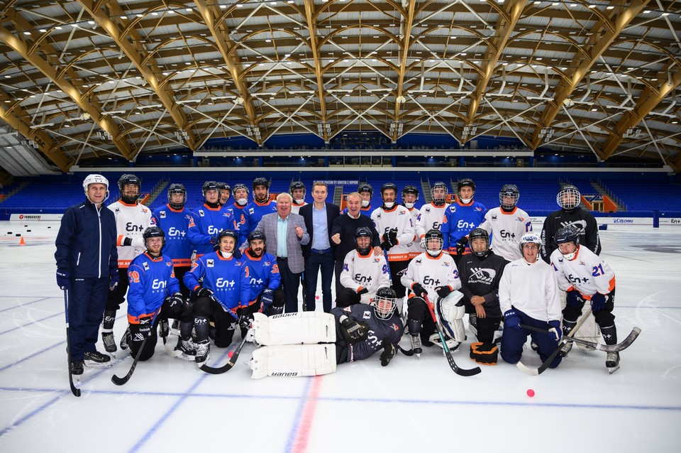 """Фото: предоставлены пресс-службой хоккейного клуба """"Байкал-Энергия"""""""