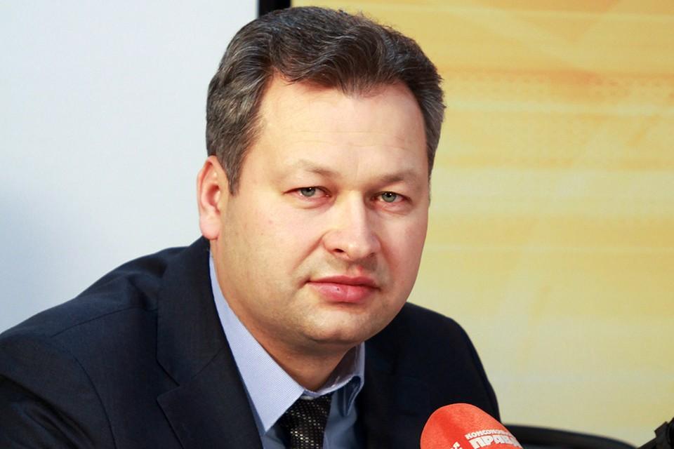 Яков Иванович Макаров мэр Усть-Илимского района.