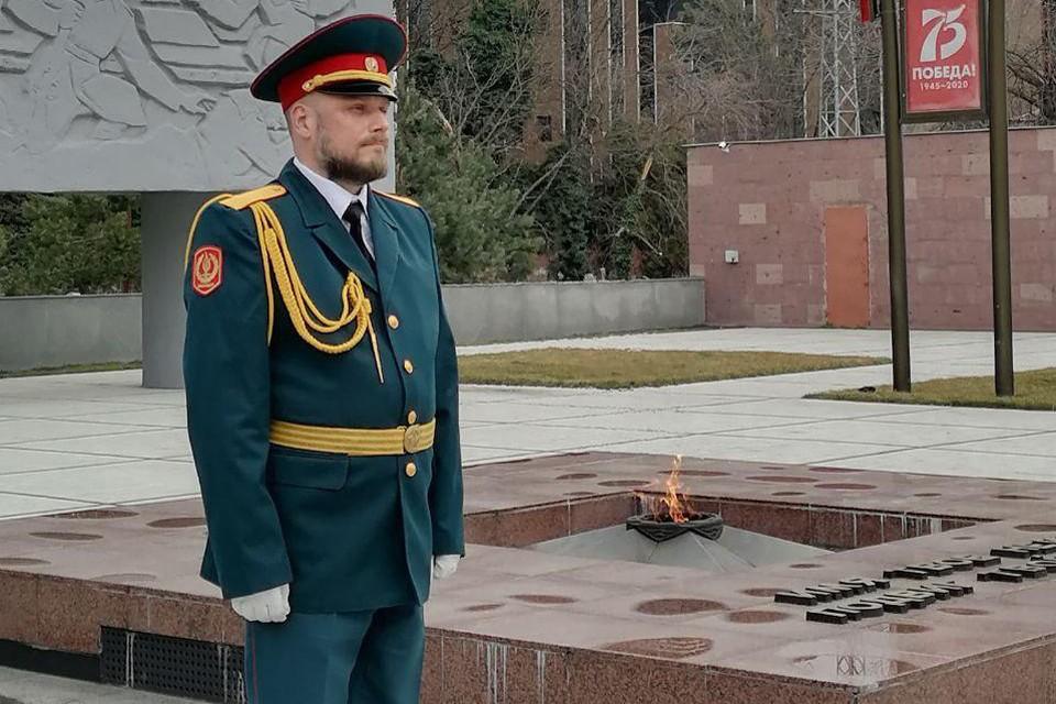 Георгий Жуков - внук прославленного полководца