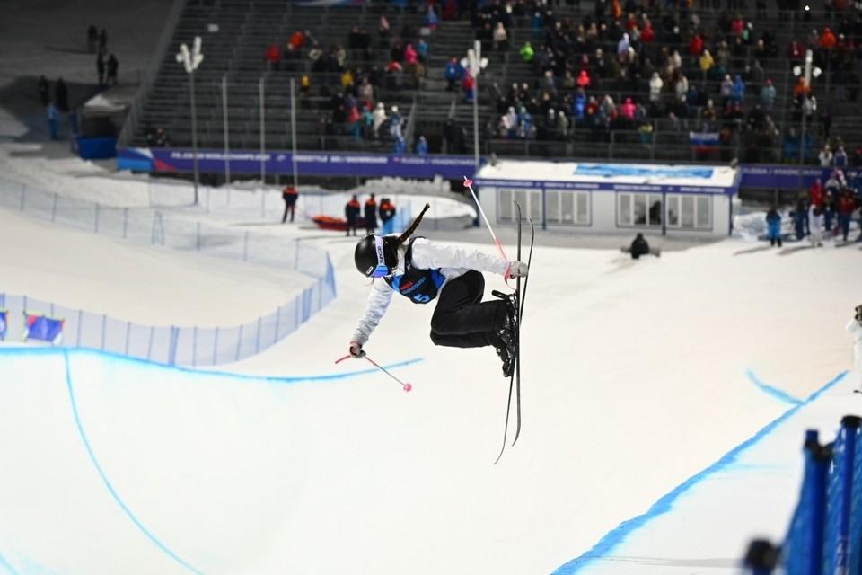 В Красноярске завершилось Первенство мира по фристайлу и сноуборду. Фото: пресс-служба правительства края