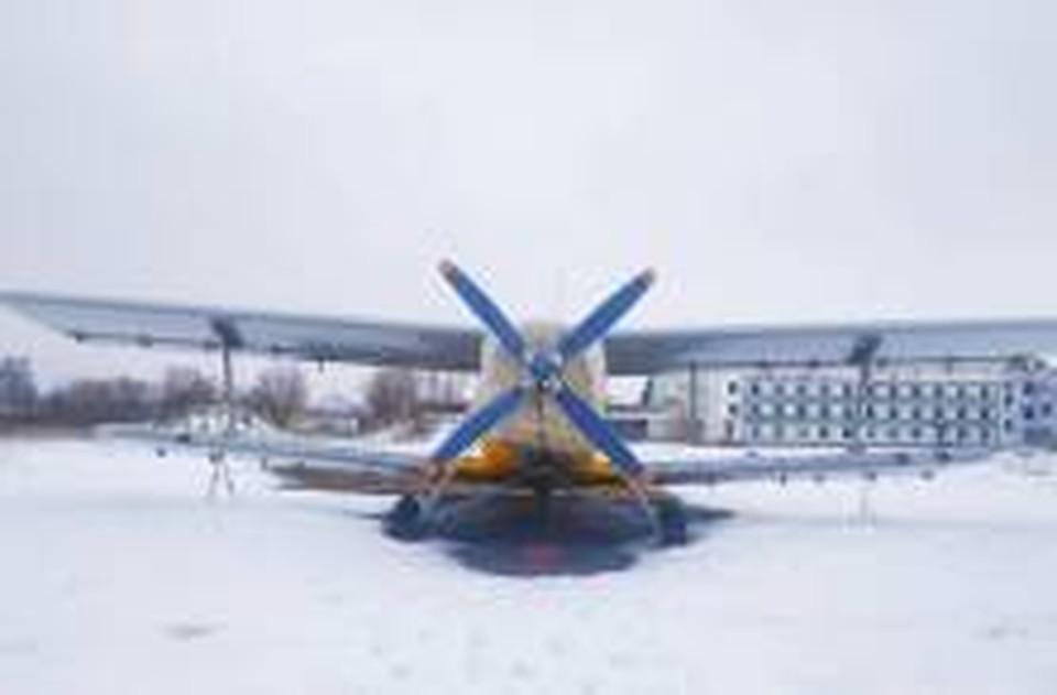 В Орловской области арестовали за долги два самолета «Ан-2». Фото: Региональное УФССП