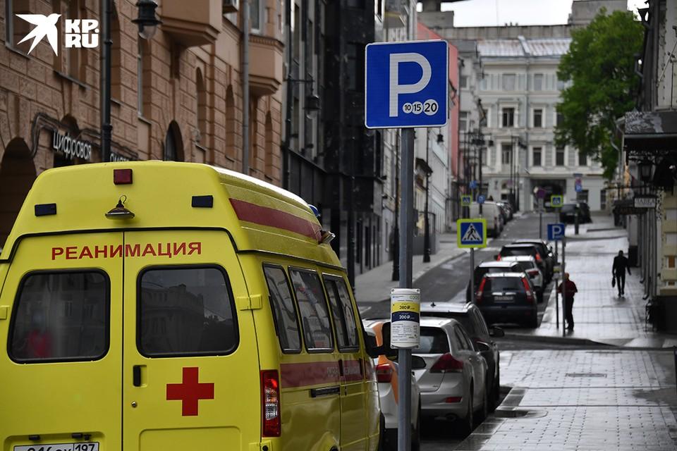 В отделении реанимации находятся более 80 пациентов.