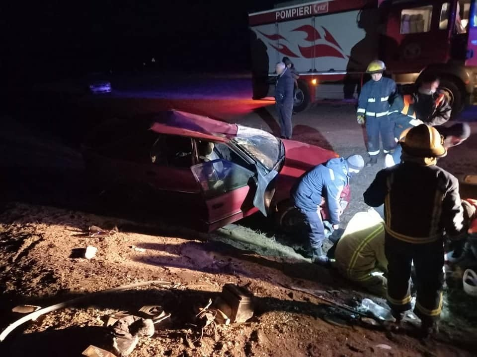В аварии погибла 18-летняя девушка (Фото: полиция).