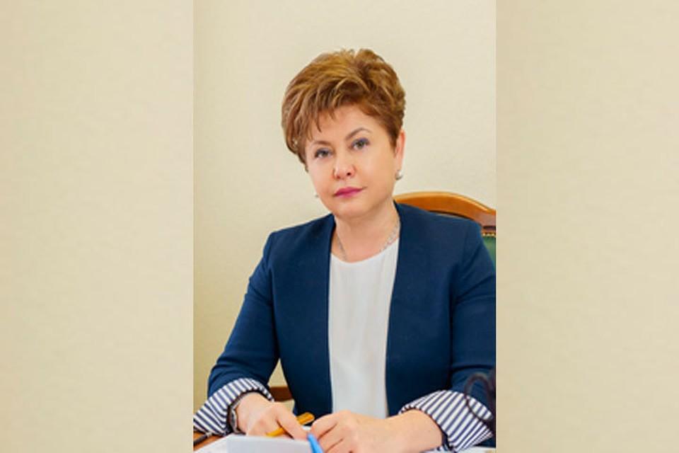 Стелла Штань. Фото с сайта краевого правительства