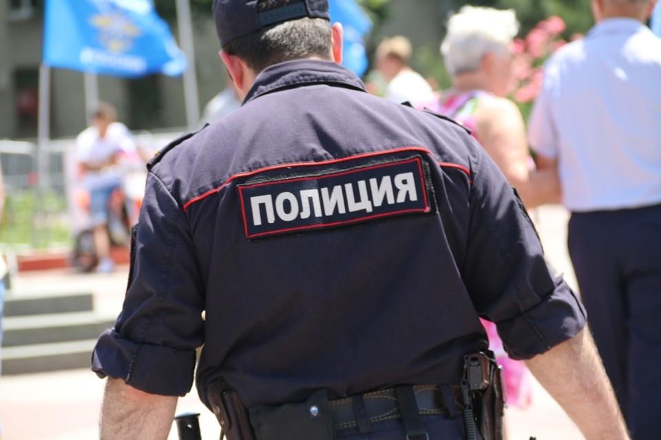 Полицейские остановили сбыт крупной партии соли.