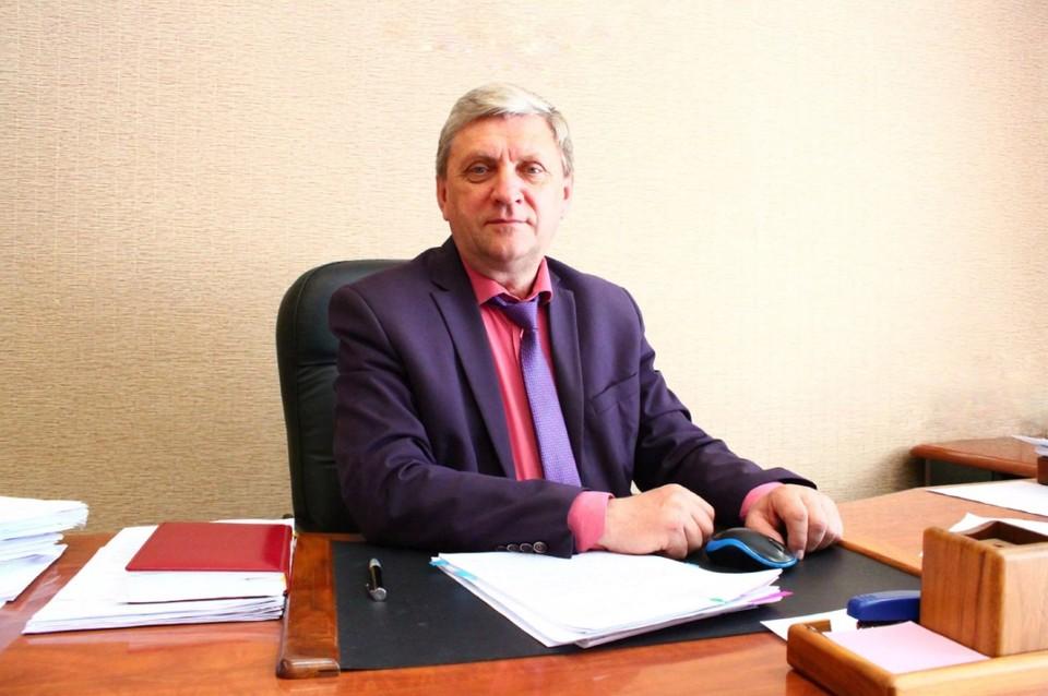 Александр Бурых написал заявление на увольнение по собственному желанию. Фото: omskportal.ru