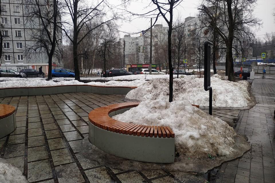 «Расчлененный» памятник Горького соберут воедино в сквере на улице Ковалихинской. Фото: городская дума Нижнего Новгорода
