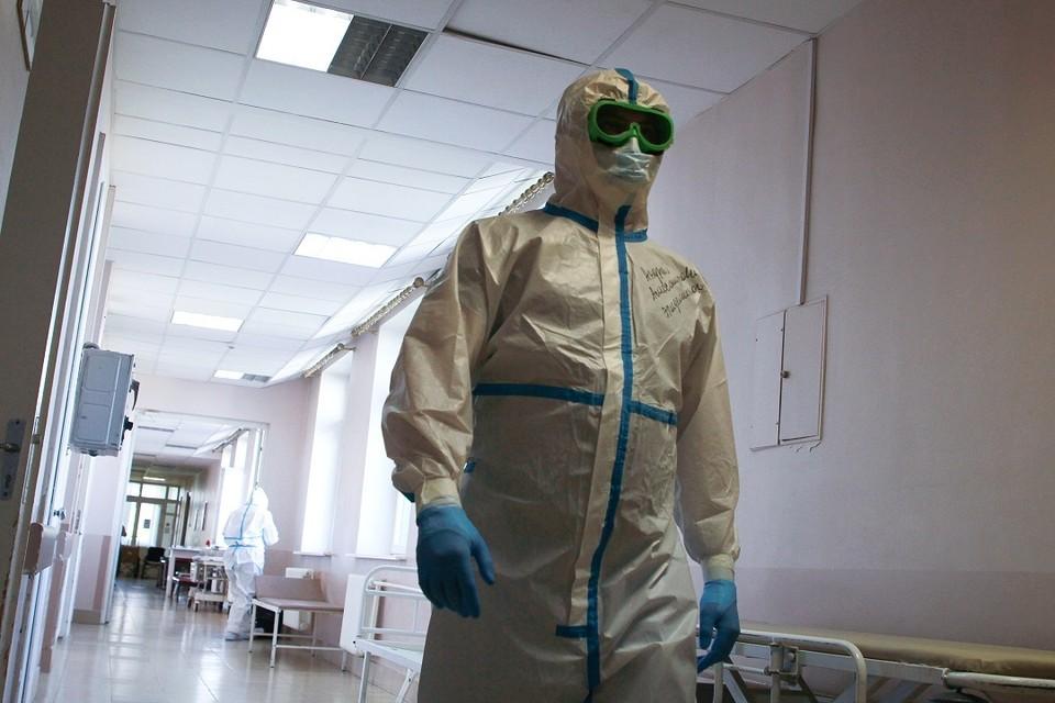 Коронавирус в Иркутске, последние новости на 5 апреля: больше 5, 5 тысяч человек лечат от COVID-19 в Приангарье