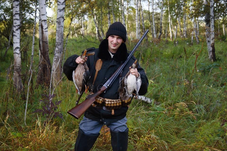 Охота в Челябинской области начнется до начала лесных пожаров.