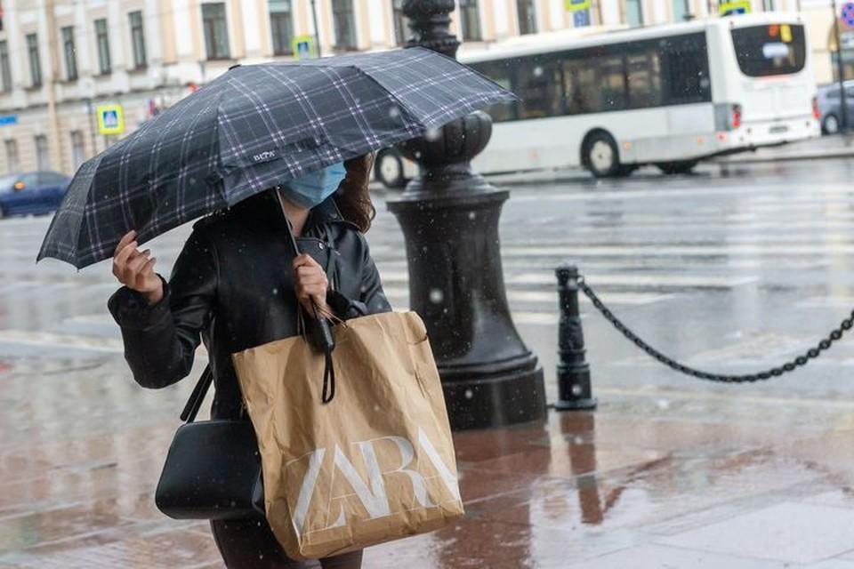 Погода в Приморье в очередной раз носит неустойчивый характер