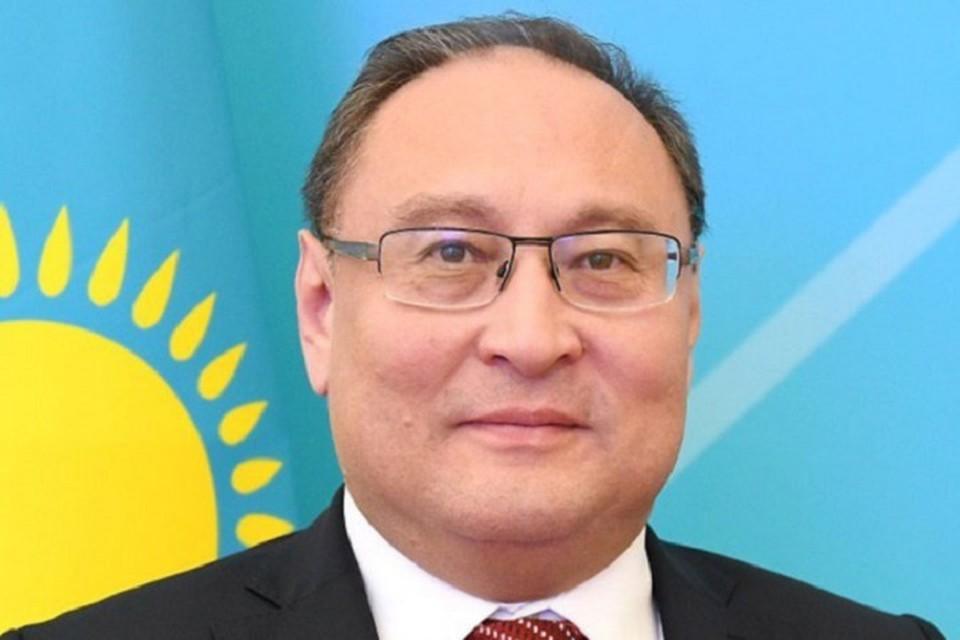 Акан Рахметуллин.