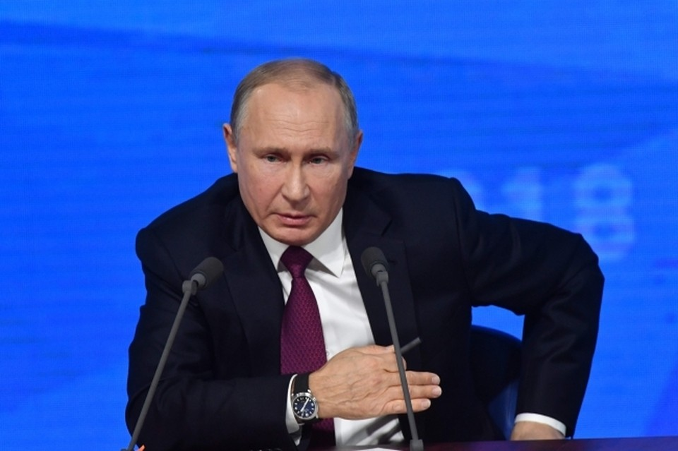 Владимир Путин раскритиковал излишнюю бюрократию в сфере фермерского кредитования