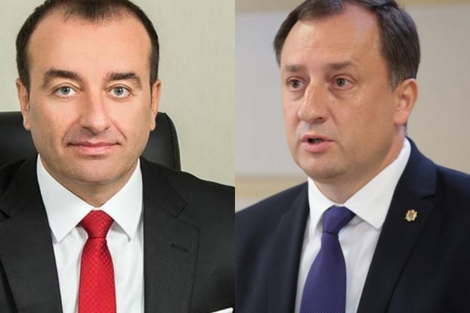 Петру Жардан и Денис Уланов.