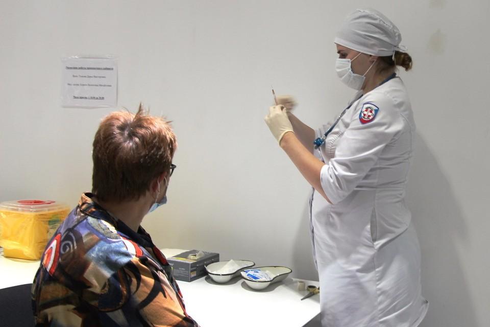 В Приморье прививки от коронавируса сделали 66501 человек