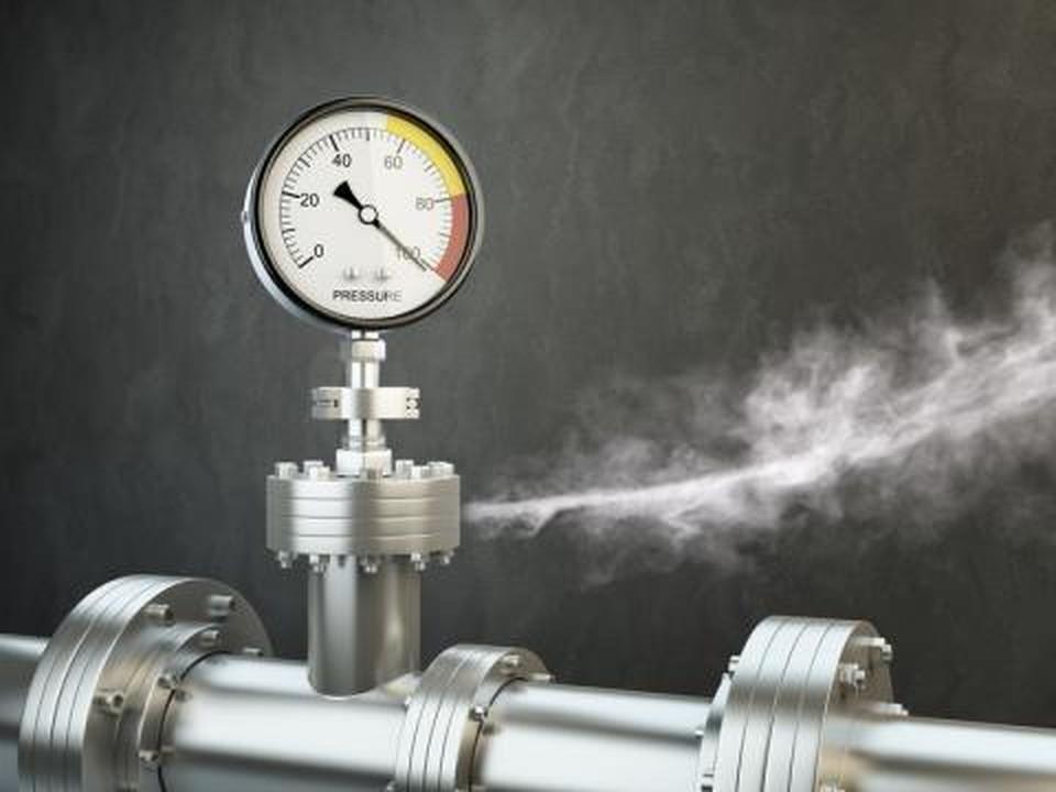 Утечку газа удалось предотвратить (Фото: dse.md).