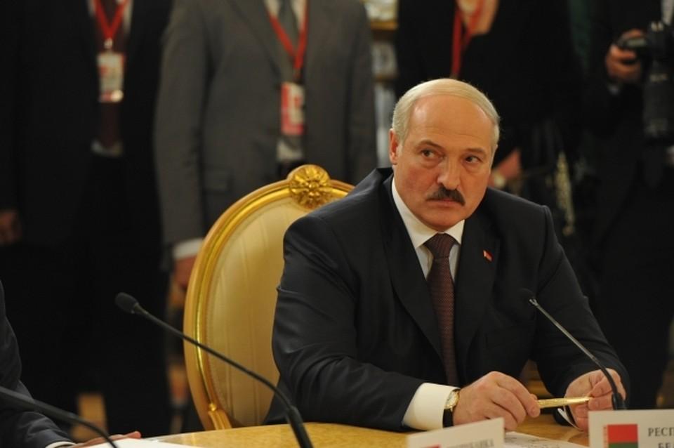 Александр Лукашенко высказался о ситуации с посольствами Белоруссии