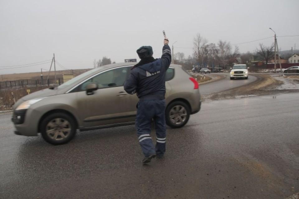 Инцидент произошел 5 апреля на стационарном посту ДПС на трассе «Вятка».