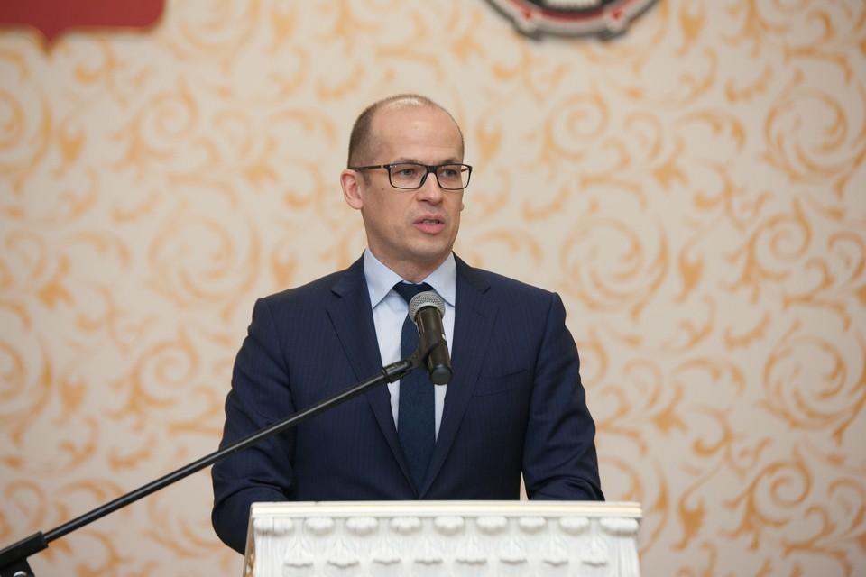 Александр Бречалов прокомментировал деятельность государственного контрольного комитета Удмуртии