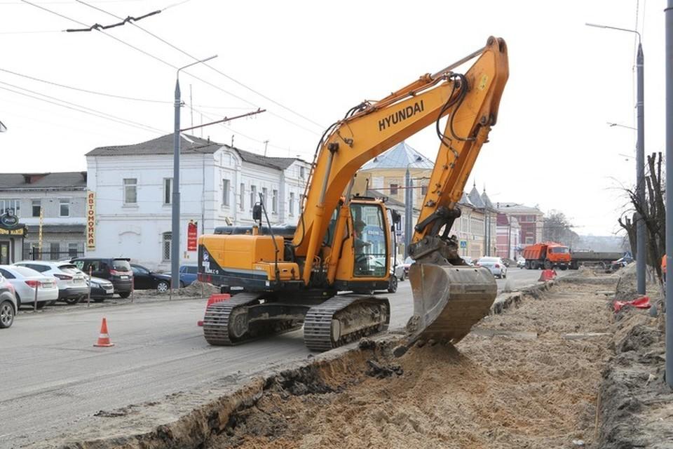 В Брянске в текущем сезоне капитально отремонтируют 28 дорог.