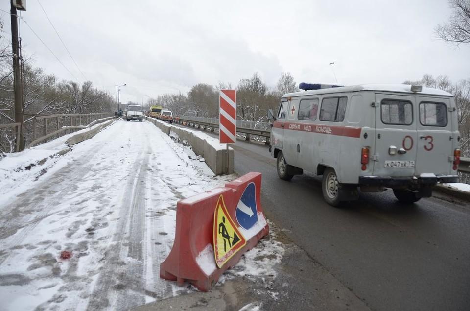В Тульской области за год отремонтируют 12 мостов