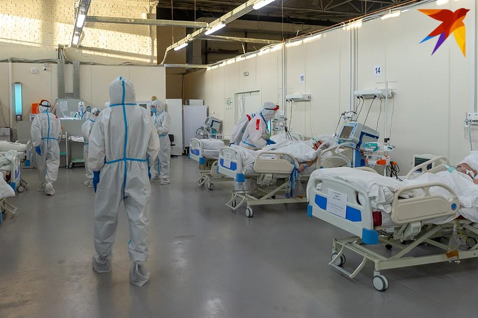 Всего за год пандемии в Мурманской области коронавирусом заболели 49 526 человек, 60 из них узнали о положительном результате теста за последние 24 часа.