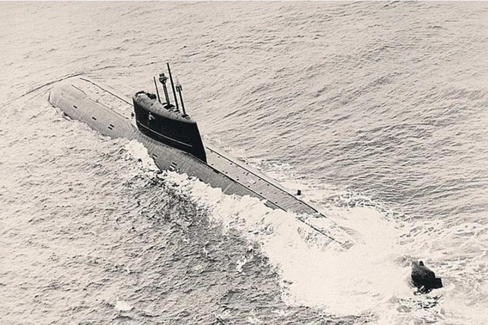 «Комсомолец» был единственной подлодкой, способной погружаться больше чем на километр
