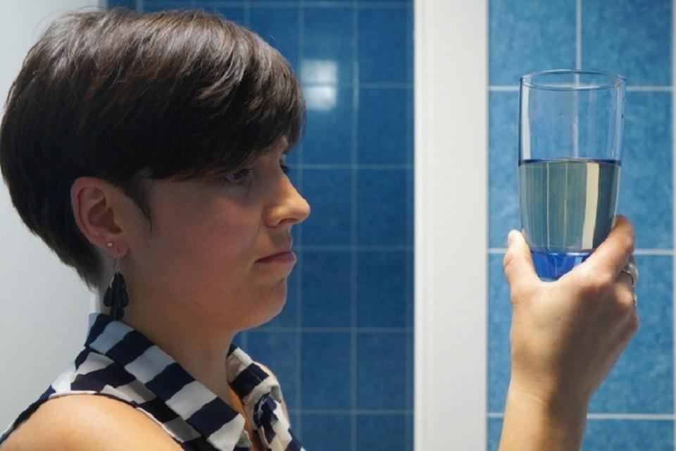 Уфимцы время от времени жалуются на ржавую и мутную воду