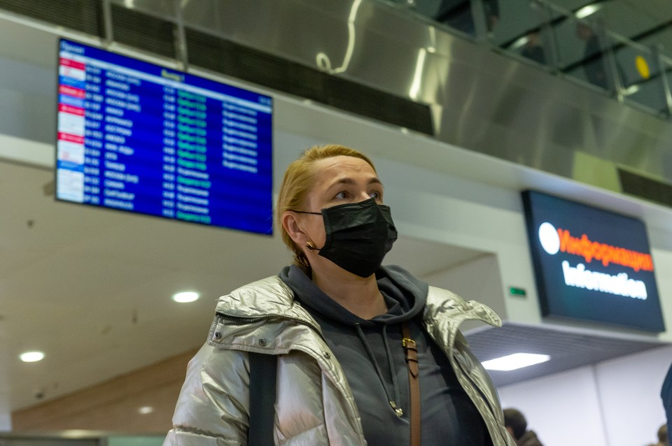 Пулково получил угрозу о заминировании самолетов
