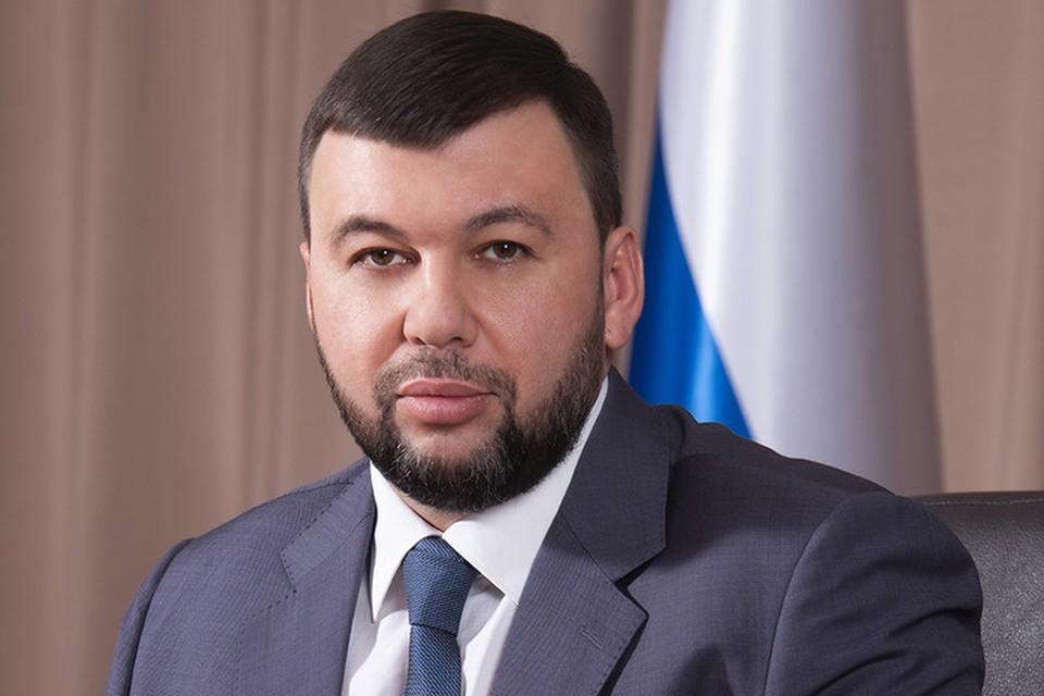 Денис Пушилин в прямом эфире ответил на вопросы журналистов. Фото: denis-pushilin.ru