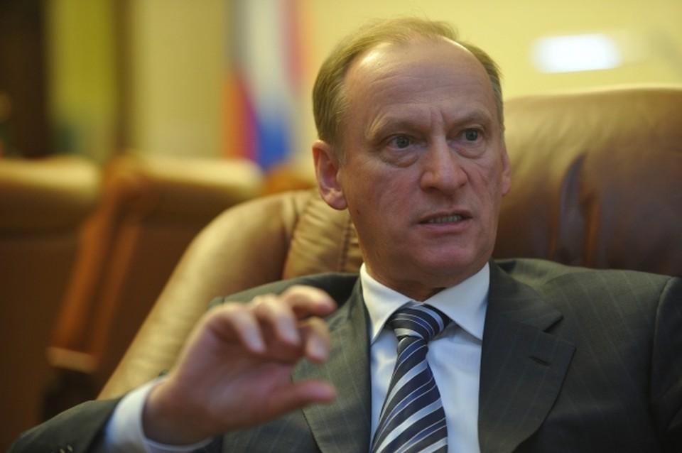 Николай Патрушев обвинил США в создании биологического оружия